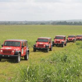 Super Jeep Expedition